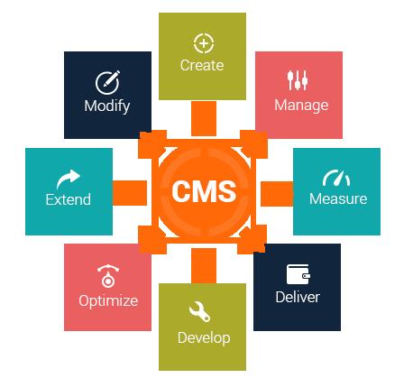 Content Management System (CMS) Company in Thane | Mumbai - Infiyug Technologies